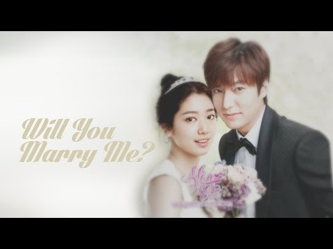 MinShin: Will You Marry Me? (Lotte Mashup)