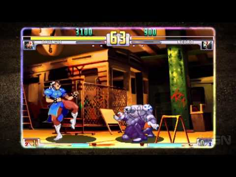 Street Fighter III 3rd Strike : Online Edition - Bande annonce