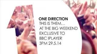 One Direction This Is Them. At The Big Weekend