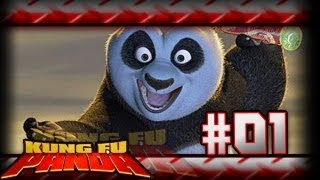 Kung Fu Panda DS Episode 1 The Legendary Dream! W