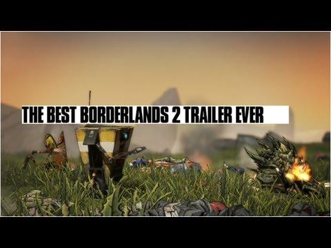 Borderlands 2: музыкальный трейлер