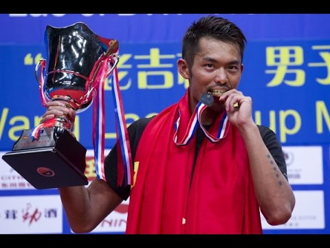 Lin Dan [The Best Player in the history of Badminton]