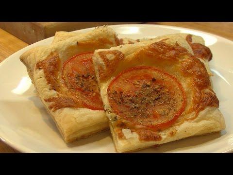 Jak zrobić kanapkę z ciasta fransuckiego