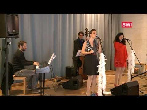 Beispiel: Jazzfrühschoppen mit 'Frauenzimmer deluxe' in Schwechat, Video: Frauenzimmer deluxe.