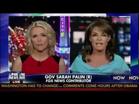 Sarah Palin First Appearance on The Kelly File with Megyn Kelly | October 17, 2013