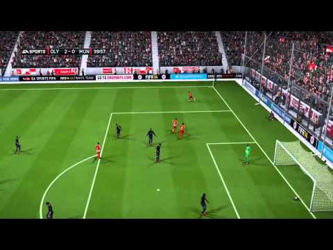 [HD] UEFA Champions League: Olympiakos vs. Manchester United (25-02-14) | Prediction | Fifa 14 - PS4