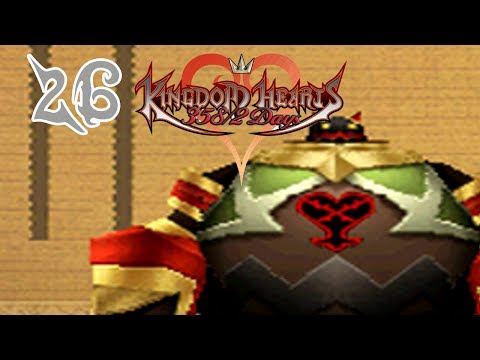 Kingdom Hearts 358/2 Days - Part 26 - Day 120