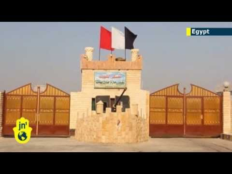 Egypt Battles Sinai Islamist Insurgency: At least 10 Egyptian soldiers dead in Sinai car bombing