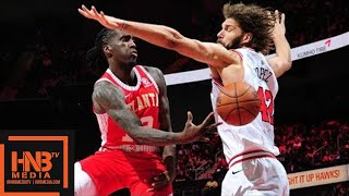 Chicago Bulls vs Atlanta Hawks Full Game Highlights / Jan 20 / 2017-18 NBA Season