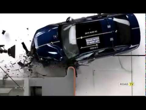 Краш-тест Audi A3