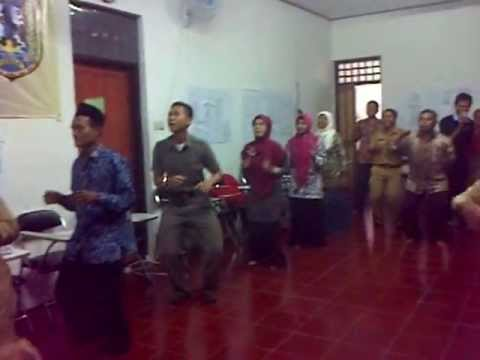 Senam Chicken Dance, Workshop Penysn PTK, Guru SLTP, SLTA Tuban