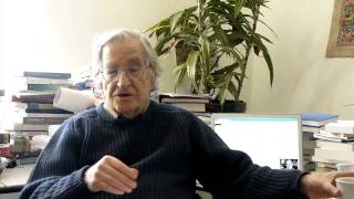 Reddit.com Interviews Noam Chomsky
