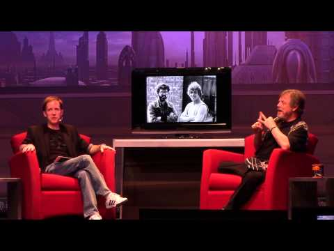 A Conversation with Mark Hamill 6/8/2014 Disney's Star Wars Weekends