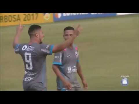 Frei Paulistano 1x2 Itabaiana - Hexagonal do Campeonato Sergipano 2017