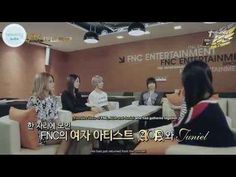 [ENG SUB] Cheongdamdong 111 NFLYING E04 - AOA CUT (Part 1/2)