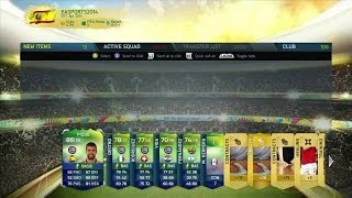 Pack Opening WORLD CUP #1 Ultimate Team FIFA 14 DjMaRiiO