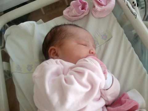 Choro de bebê-Rafaella