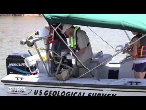 Lake Powell: Passive Water Quality Samples
