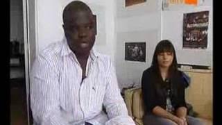 Bounama - l'itinèraire d'un ex-sans papiers