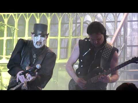 King Diamond w/ Michael Denner and Mikkey Dee - Halloween (Live @ Sweden Rock, June 9th, 2012)
