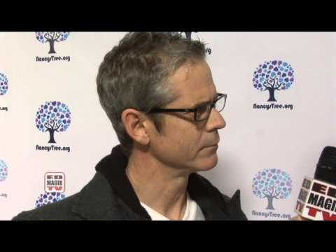 C. Thomas Howell Interview at Nancys Tree Garden Party
