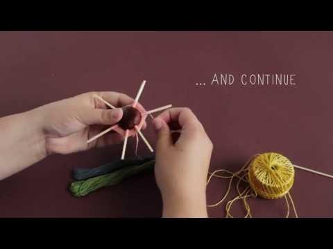 Chestnut spider tutorial