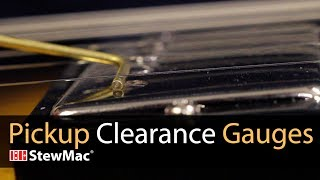 Watch the Trade Secrets Video, Set your perfect pickup height with Pickup Clearance Gauges