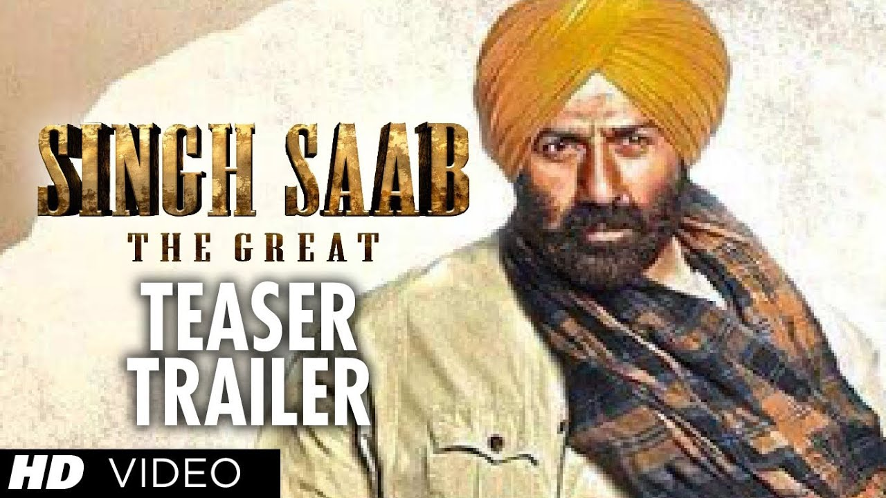 Singh Saab The Great - Official Teaser