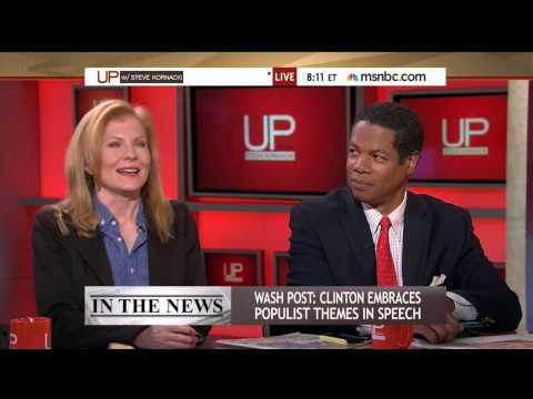 MSNBC Panel Laughs At Notion Of Hillary The Populist