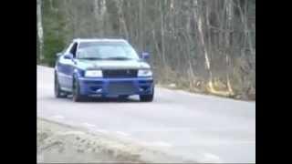 Audi 90. 100 км в час за 1.9 сек