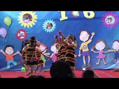 Múa: Niềm vui của em - Mầm non Việt Pháp