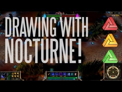 Drawing with Nocturne: Part 1