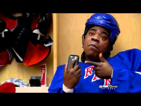 Tracy Morgan's HBO 24/7 NHL Awards skit