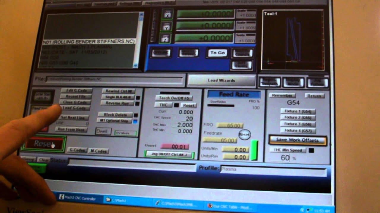 Plasma Cnc Proma Thc Install With Mach3 Youtube