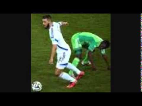 Nigeria vs Bosnia and Herzegovina 1-0  - FULL MATCH 2014 World Cup