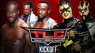 Relive TLC on WWE Network - TLC Kickoff