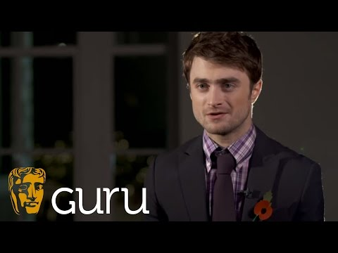 Daniel Radcliffe: On Acting