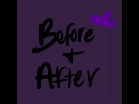 Stardoll Make-Over: Before &amp; After (2)