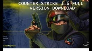 Counter Strike 1.6 Download, Free CS 1.6 Download