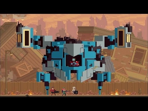 Let's Play Super Time Force Part 2: Sorry, Atlantis