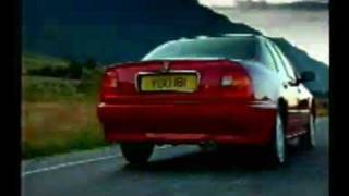 Rover 600 commercial