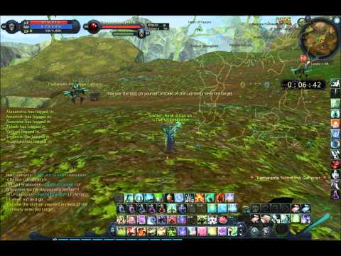 Siel's Spear - Level 60 Daevaion/Daeva Set Boot Quest - Steps to the Spear - Aion