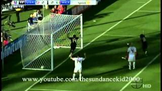 Mexico Vs USA 4-2 Gold Cup Final 2011 All Goals And