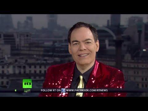 Keiser Report: Ho, Ho, Freaking Ho! (E384) (ft. John Cooper Clarke)