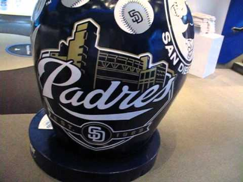 San Diego Padres MLB 2013 All Star Apple NYC