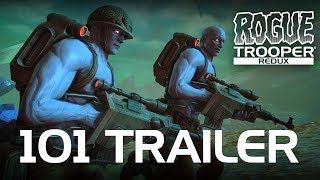 Rogue Trooper Redux - '101' Játékmenet Trailer