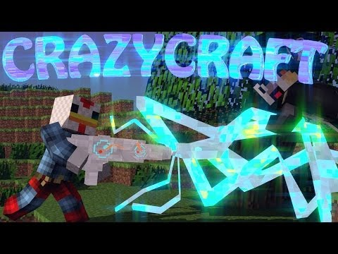 "Minecraft | CrazyCraft - OreSpawn Modded Survival Ep 20 - ""OUR WORST NIGHTMARES MOD"""