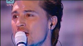 Дима Билан - Лови мои цветные сны (live)