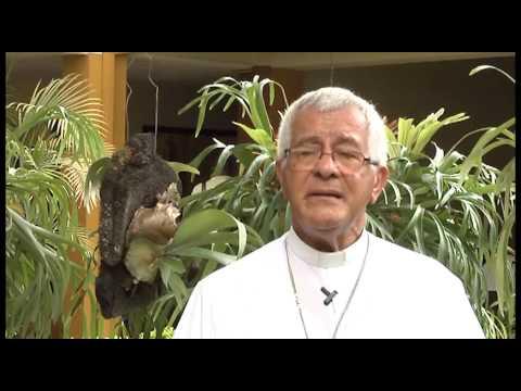 Obispo de Buenaventura habla sobre situación del puerto y el Pacífico