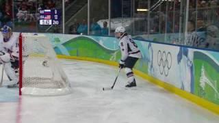 Russia 0-13 USA Women's Ice Hockey Vancouver 2010